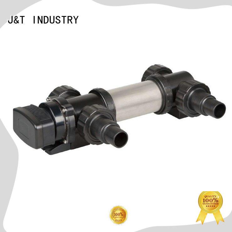 JT outdooruse totalpond uvc9 9 watt uv pond clarifier manufacturers for building
