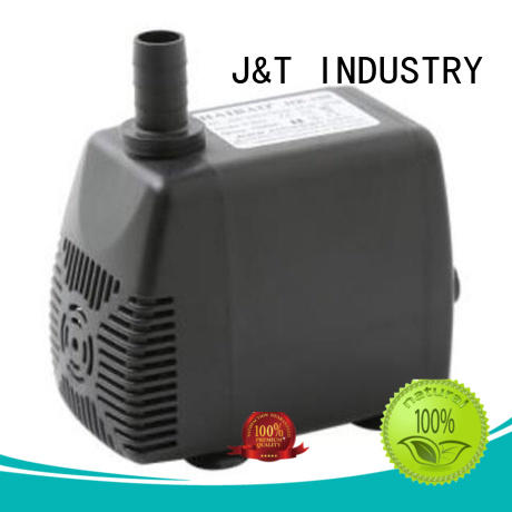 JT waterproof submersible aquarium filter water for rockery pond for water circulation
