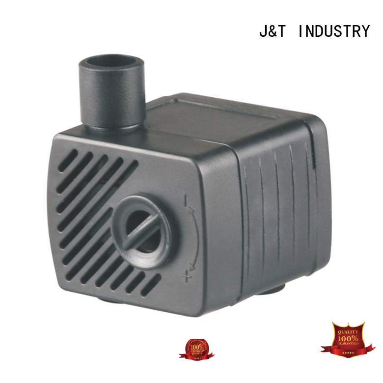 waterproof submersible tank pump for fish for rockery pond for water circulation JT