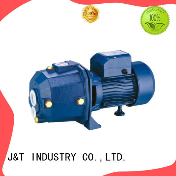 JT stainless steel self-priming jet pump fire fighting for fountain