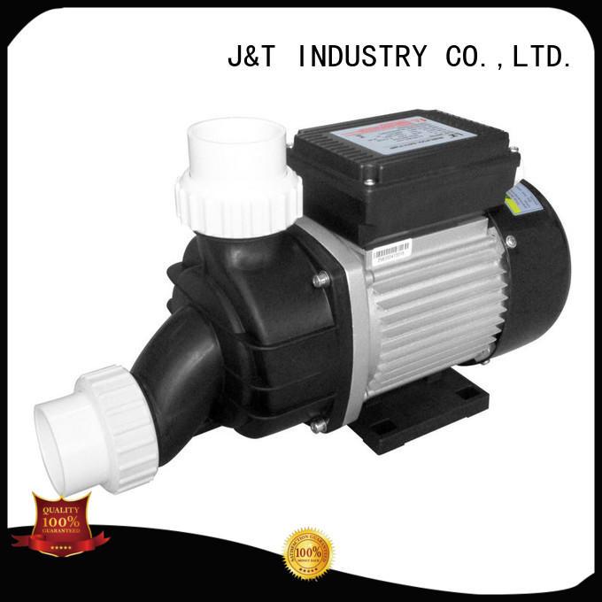 JT motor bath water pump less-vibration for hydro massage for bathtub