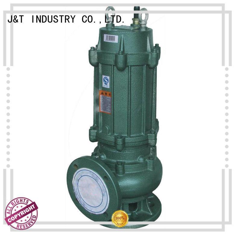 JT vn250 sewage grinder pump price impeller for mining enterprises