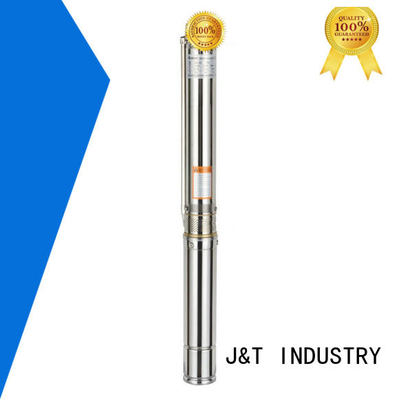 JT electronic open well submersible pump price high efficiency for deep well