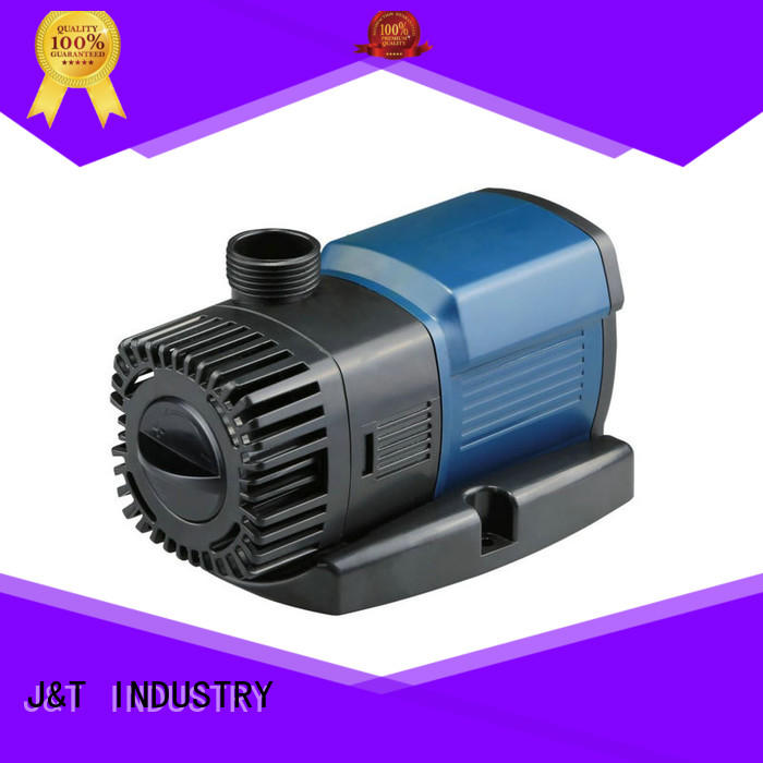 JT professional variable frequency drive pump easy use for outdoor