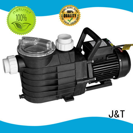 JT Plastic, copper, aluminum swimming pool pump low-noise for SPA pump
