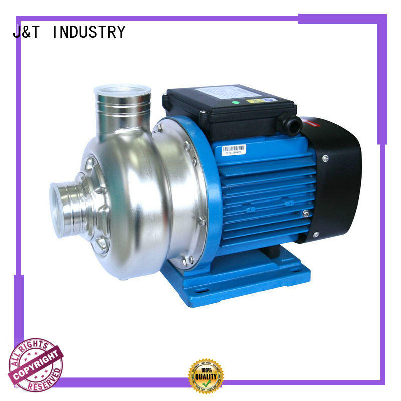 JT high quality small centrifugal water pump long-distance water transfer draw water