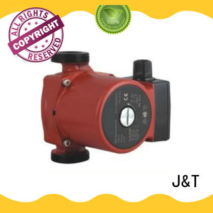 JT copper hot water recirculating pump for tankless water heater factory for water transfer