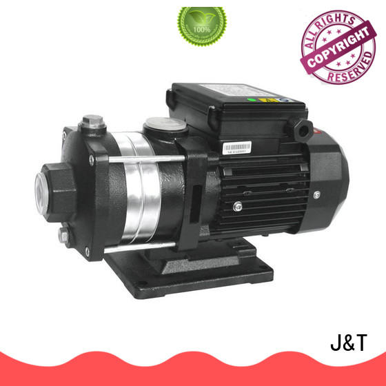 JT Custom multistage pump manufacturers for business for garden