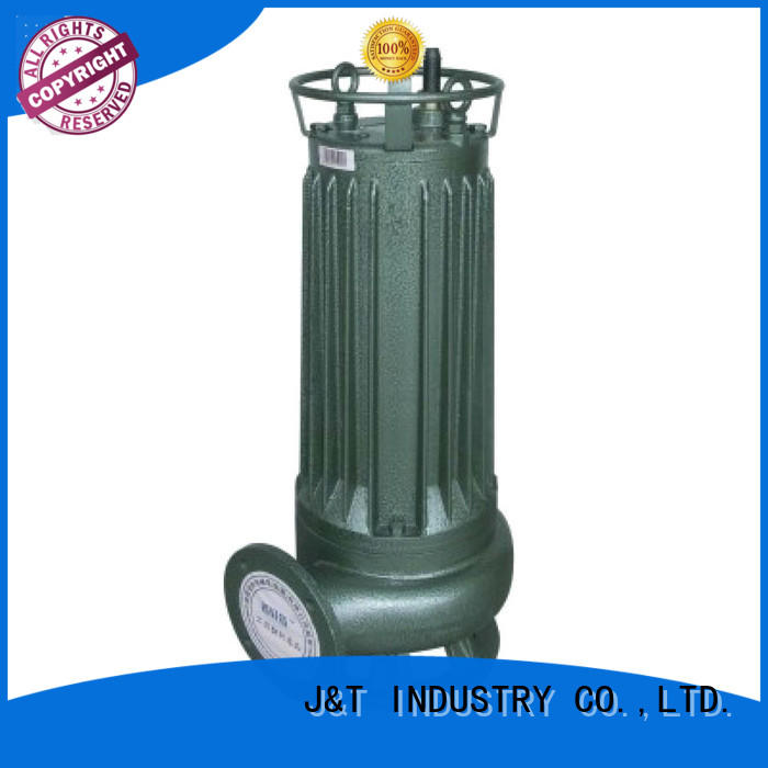 JT washer sewage pump for basement bathroom company for construction sites