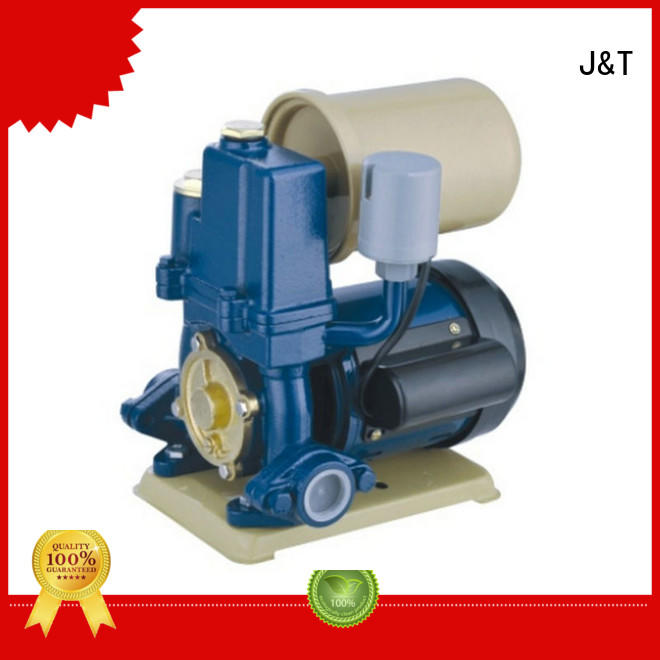 JT iron peripheral pump fire fighting for draw water