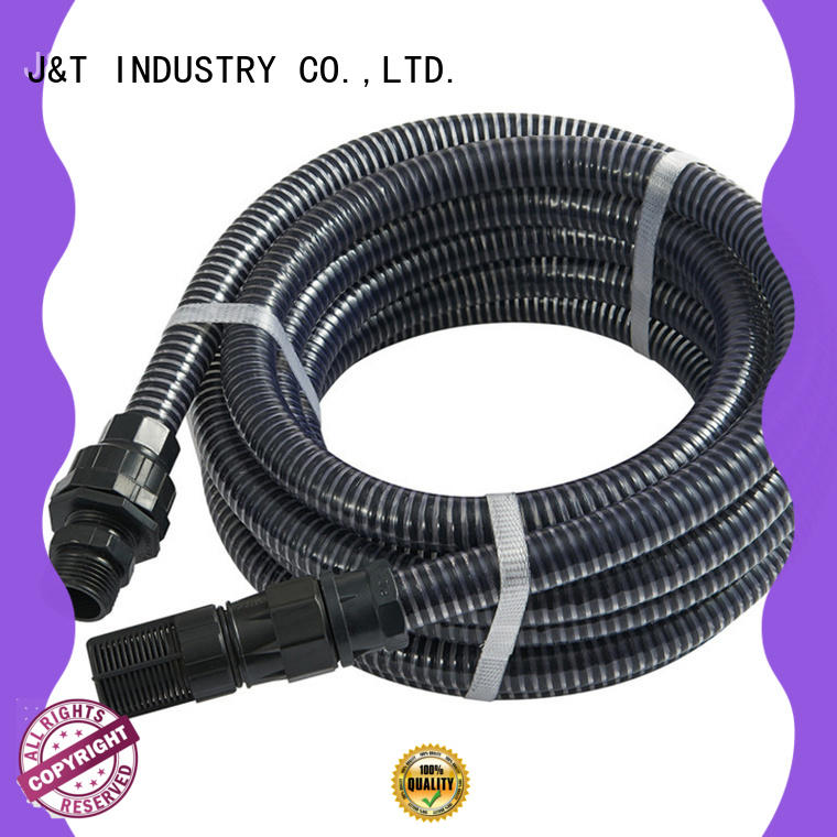 JT automatic flexible metal hose company manufacturers for home
