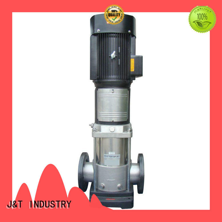 JT Cast Iron grundfos multistage centrifugal pump factory for swimming pool