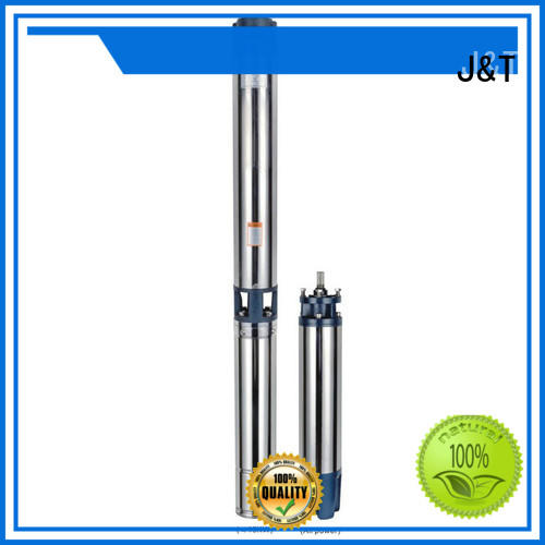 JT booster best deep well pump convenient operation for industrial