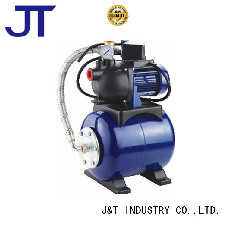 stainless head garden jet pump automatic JT company