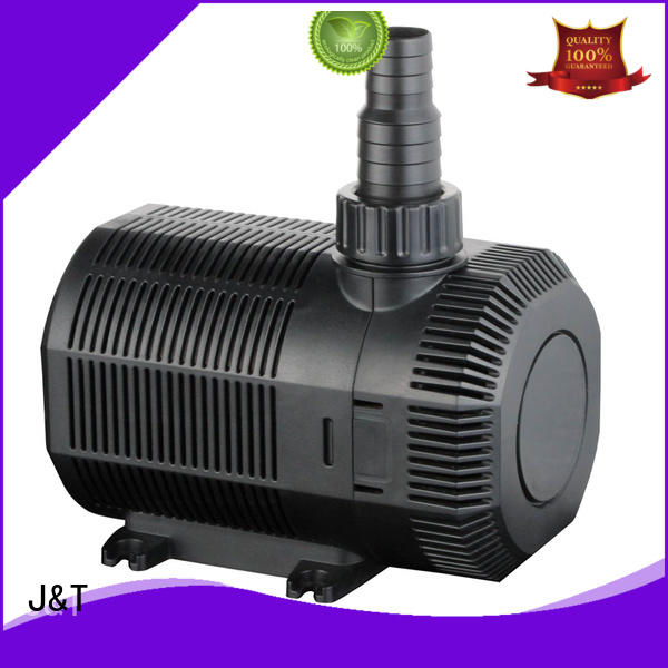 JT practical small fish pond filter manufacture for pond