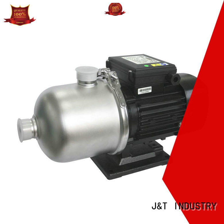 JT plastic PPO multistage booster pump company for booster