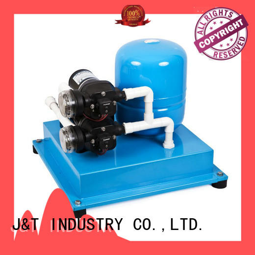 JT accumulator 12v water heater pump factory for aquarium