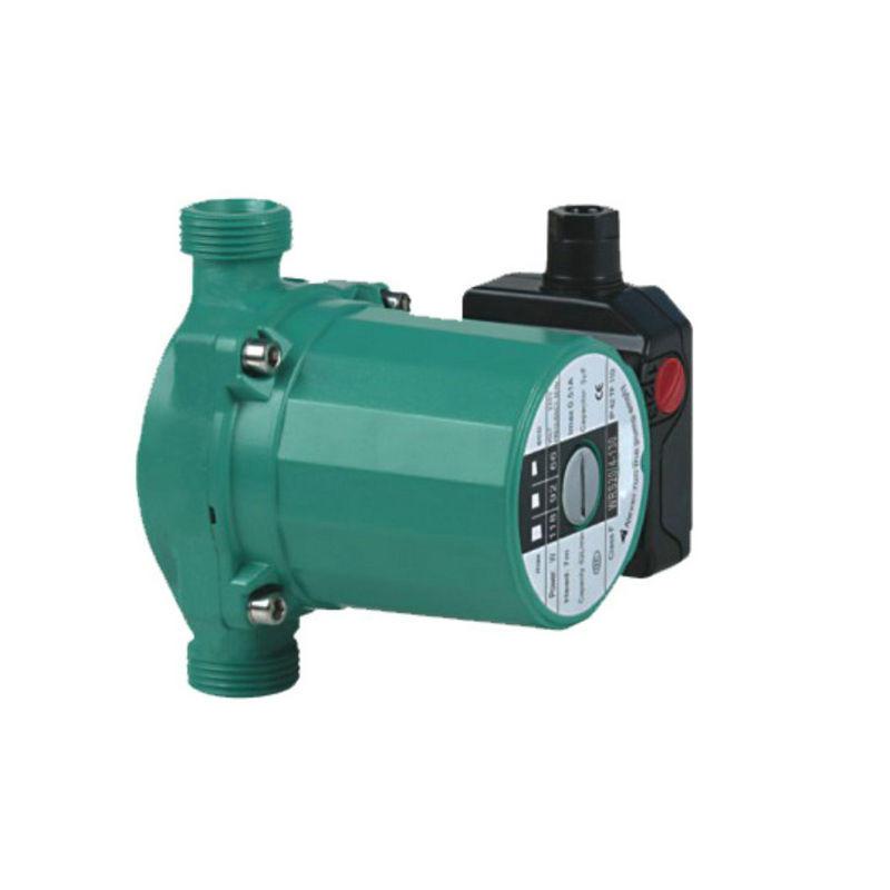JT aluminum hot water circulating pump long-distance water transfer for garden-1