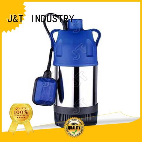 JT efficient water lifter pump convenient operation for construction sites