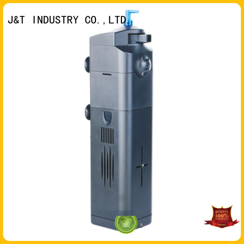 JT High efficient small fish tank filter for aquatic plants for house
