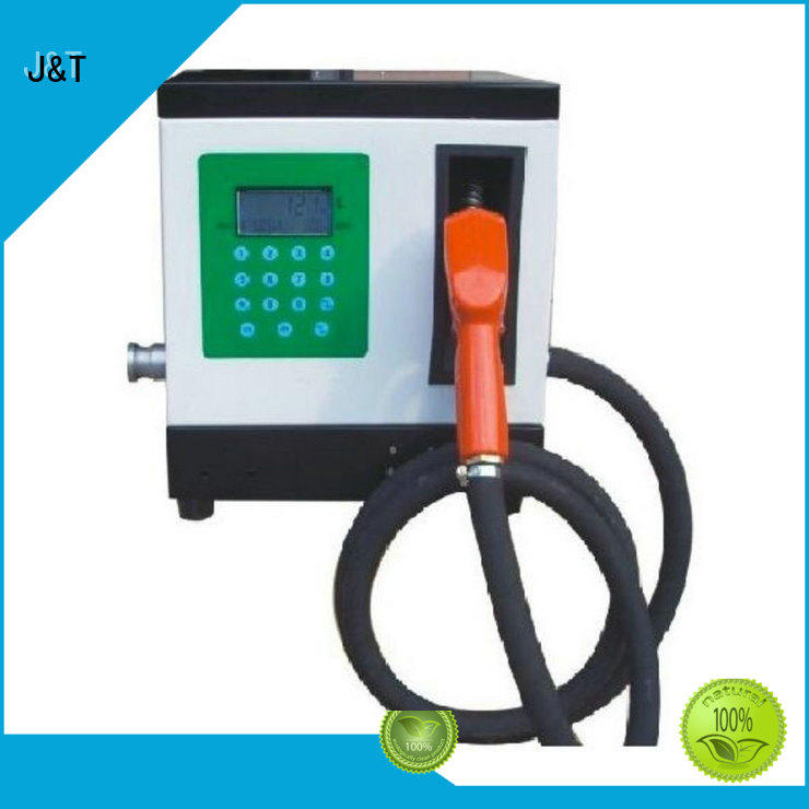 JT Top oil pump mechanism easy usage for sea