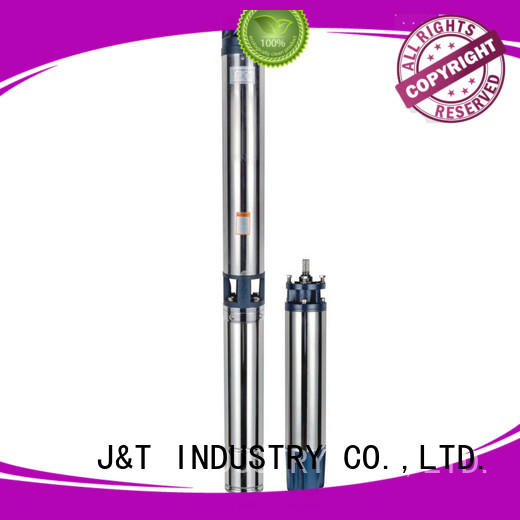 stainless steel electric water pump for deep well booster high efficiency for deep well
