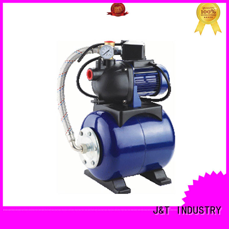 JT increase electric water pump cast draw water