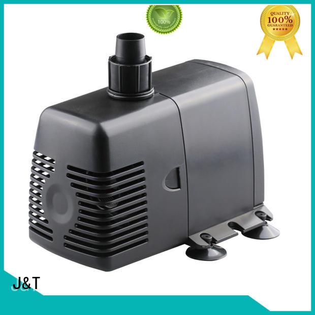 JT High efficient aquarium submersible pump aquarium for device matching