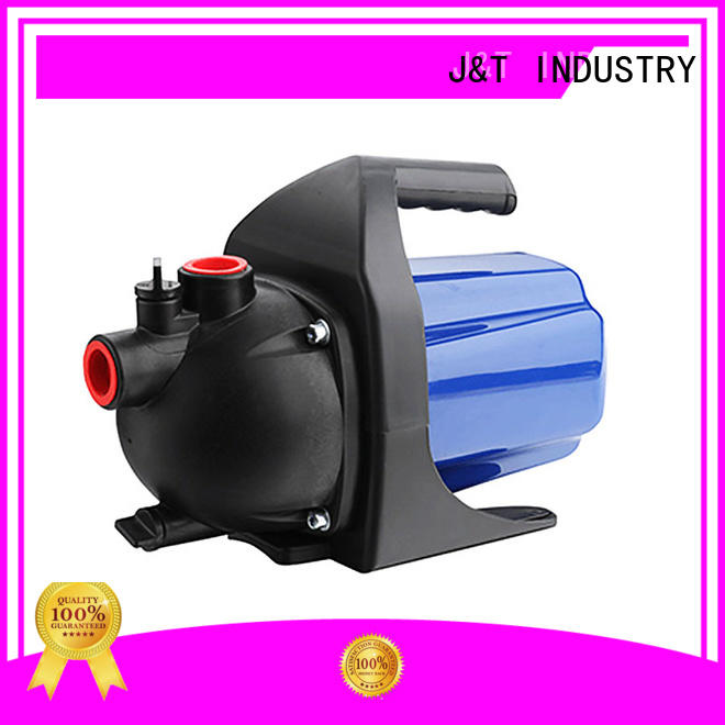 JT copper portable water jet pump factory for fountain