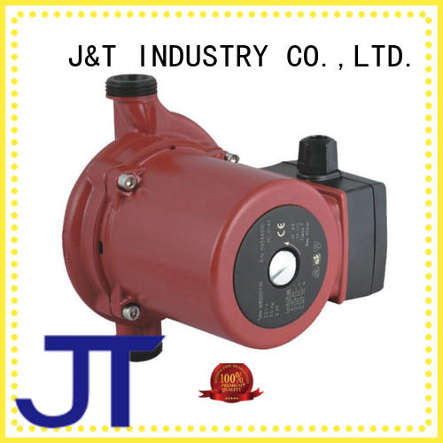 JT iron solar water circulation pump company for water transfer