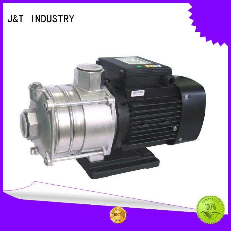stainless steel horizontal multistage centrifugal pump jms high efficiency for booster