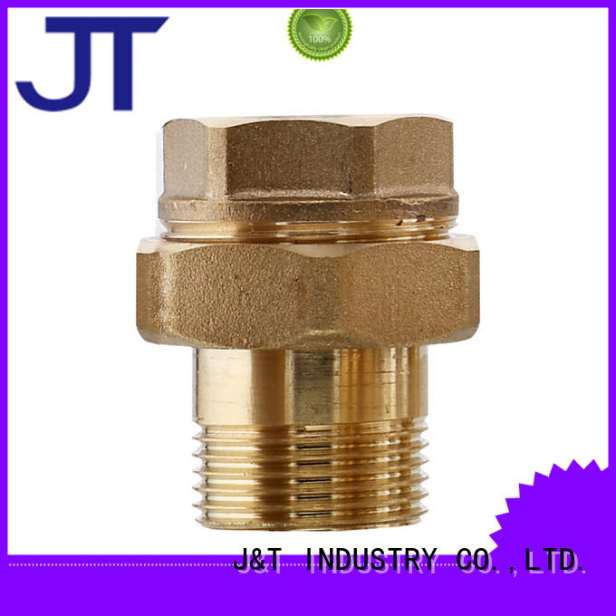 JT way brass nipple fittings for sale for aquariums