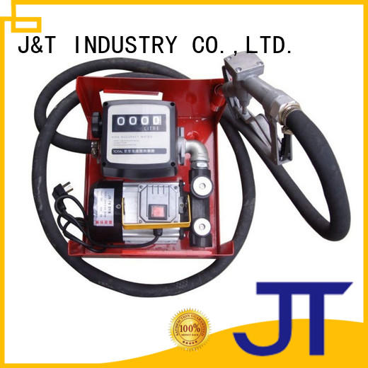 JT small electric oil pump high reliability for construction