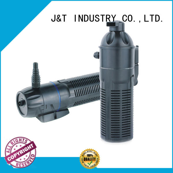 JT hang pool pump and filtration system factory for garden