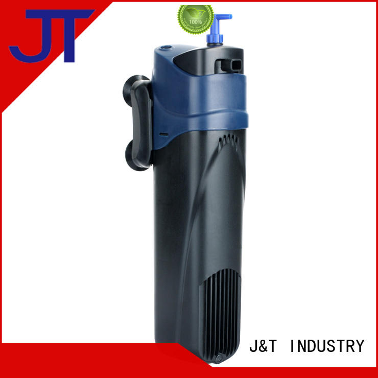 JT High efficient aquarium pumps and filters good performance for home