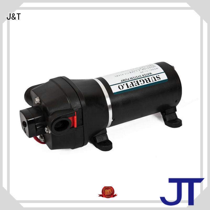 JT driven mechanical diaphragm pump energy saving for fountain