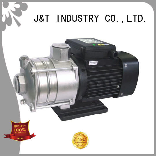 JT easy operation horizontal centrifugal pump jss for deep well