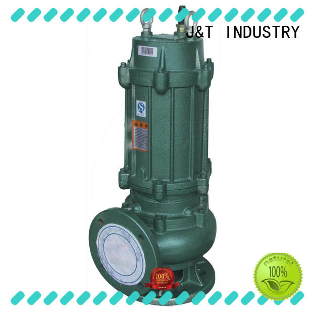 JT automatic sewage pump for Drainage system for farmland
