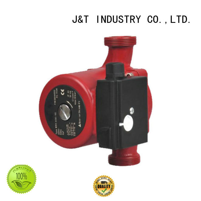 JT high quality hot water circulating pump high efficiency for water transfer