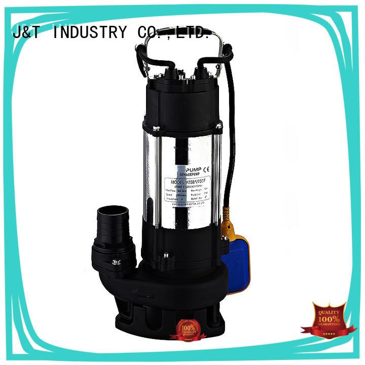 effluent pump sewage stainless JT Brand