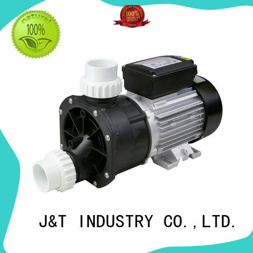 JT tub magnetek spa pump parts factory for hydro massage for bathtub