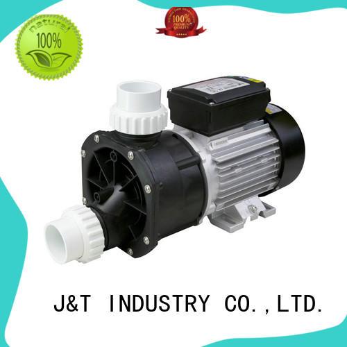 JT tub magnetek spa pump parts factory for hydro massage for bathtub