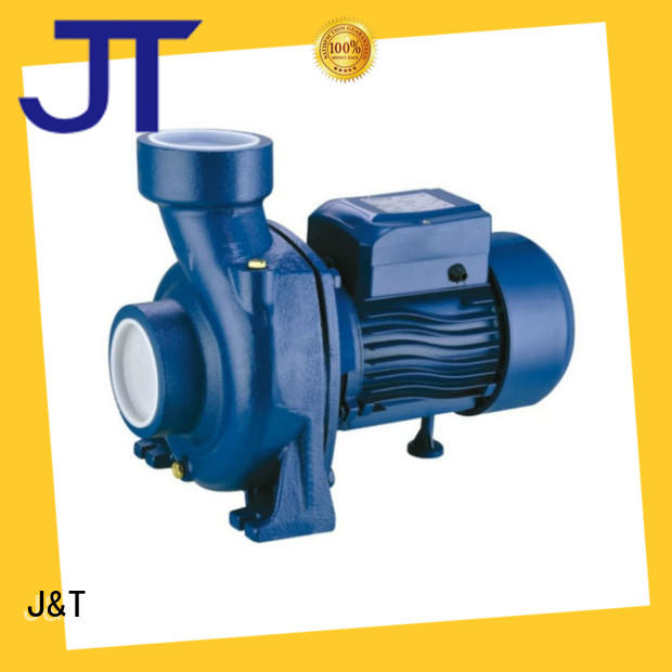 JT urban water suction pump fire fighting for petroleum