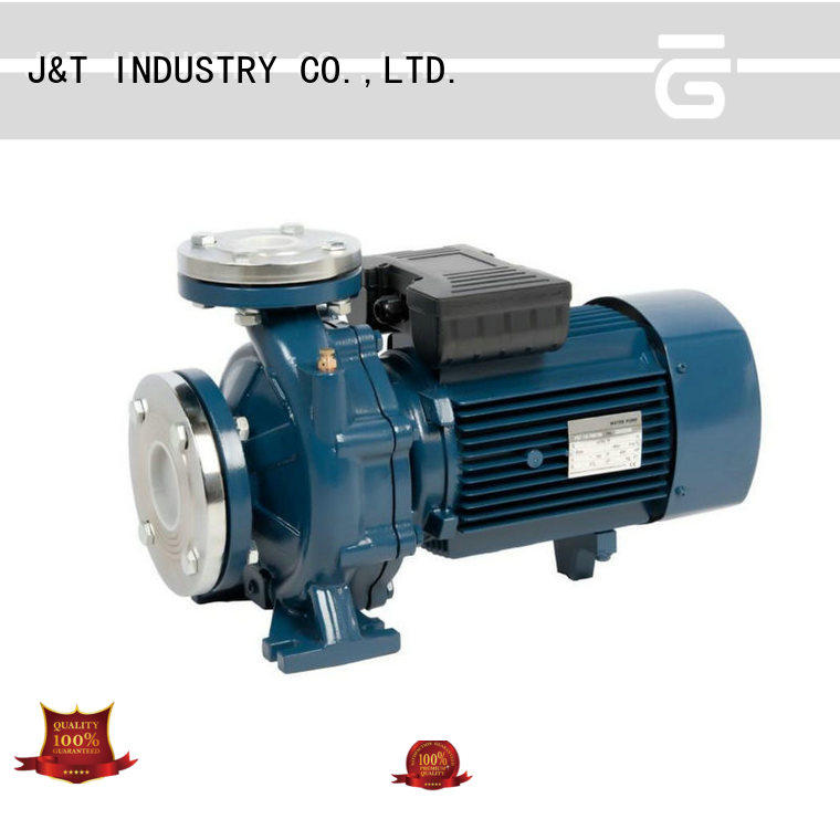 JT iron centrifugal water pump fire fighting for fountain