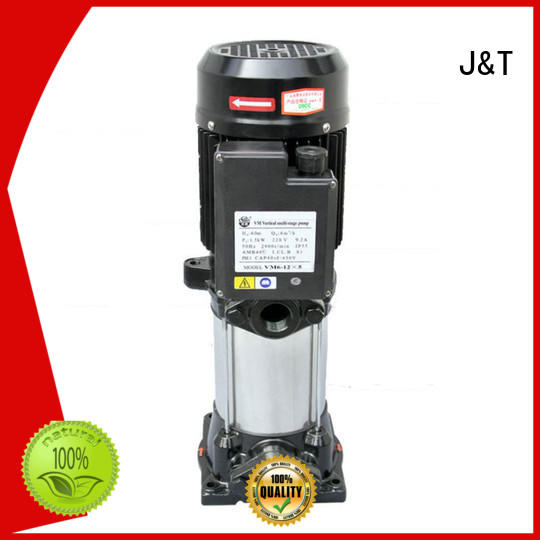 high quality vertical end suction centrifugal pump jdlf64 manufacture for water supply system