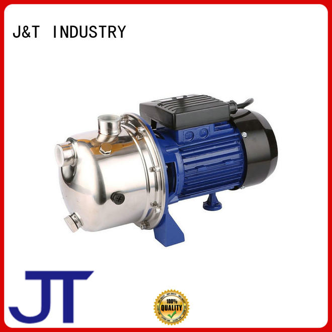 JT jet60s submersible water pump fire fighting for water transfer