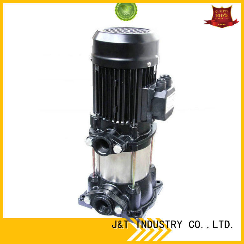 JT submersible vertical centrifugal pump filter for garden