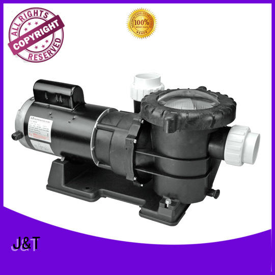 JT Plastic, copper, aluminum inground swimming pool pumps low-noise for swimming pool