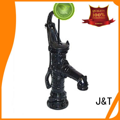 JT operated deep well hand water pump multi-function for house
