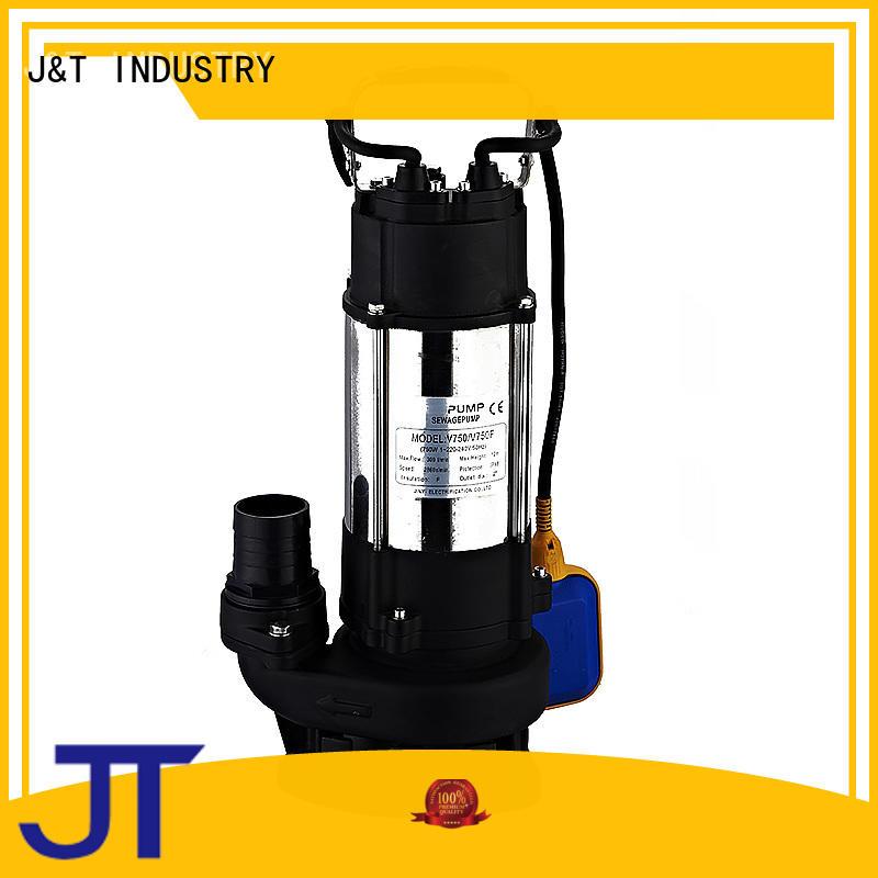 submersible effluent pump impeller family JT